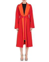 Giorgio Armani Double Faced Cashmere Blend Coat