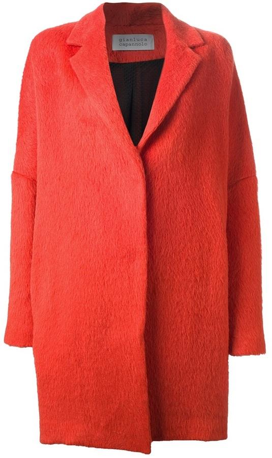 Gianluca Capannolo Pandora Oversized Coat