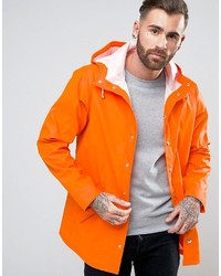 25c6bcea9 Men's Orange Coats from Asos | Men's Fashion | Lookastic.com