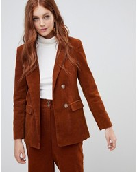 New Look Corduroy Blazer Co Ord