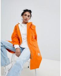 Calvin Klein Jeans Cotton Parka Tiger