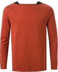 Maison Margiela Boxy Fit Sweater