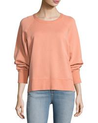Jean classic pullover cotton sweater medium 4156809