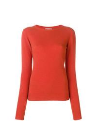 Fine Edge Round Neck Sweater