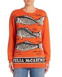 Stella McCartney Wool Fish Sweater