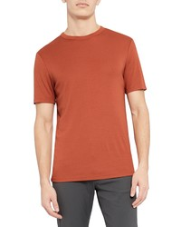 Theory Anemon Essential Solid T Shirt