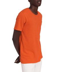 rag & bone Flame Slub Classic T Shirt