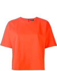 Jil Sander Navy Oversized T Shirt