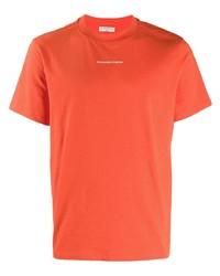 Sandro Paris Logo Print T Shirt