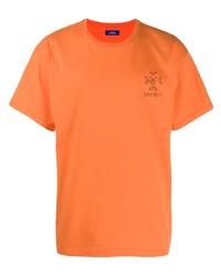 Rassvet Logo Print T Shirt