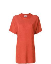 Laneus Plain T Shirt Dress