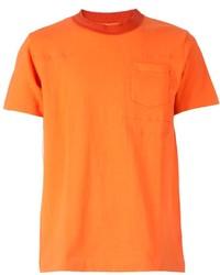 Sacai Patch Pocket T Shirt