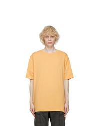Ksubi Yellow Biggie T Shirt