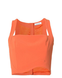 Mugler Cropped Top