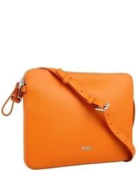Tumi Mobile Accessory Slim Zip Top Crossbody Computer Bags