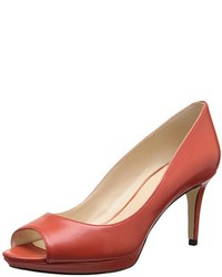 Nine West Gelabelle Leather Dress Pump