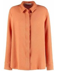 See by Chloe See By Chlo Pleated Cloqu Shirt
