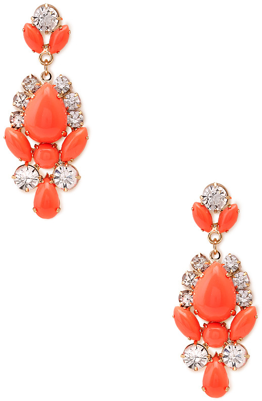 Forever 21 neon shine earrings where to buy how to wear for Forever 21 jewelry earrings