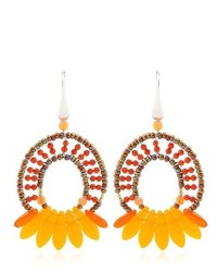 Ziio Mistinguett Beaded Earrings