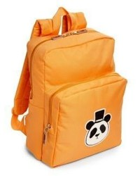 Mini Rodini Panda Applique Recycled Polyester Backpack