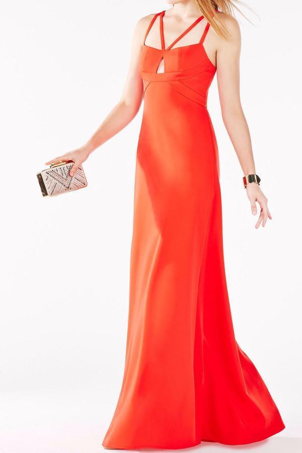 BCBGMAXAZRIA Bcbg Max Azria Kelbie Maxi Dress   Where to buy & how ...