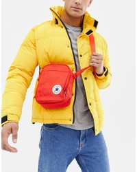 Converse Chuck Taylor Patch Crossbody Bag In Red