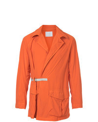 Orange Field Jacket