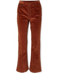 MM6 MAISON MARGIELA Cotton Corduroy Bootcut Pants