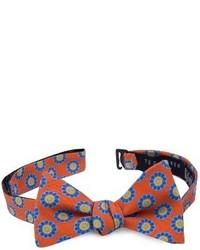 Ted Baker London Floral Medallion Silk Bow Tie