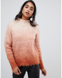 Vila Ombre Knitted Jumper