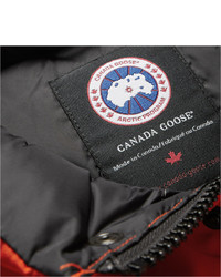 Canada Goose hats outlet price - Men's Orange Gilet, White Cable Sweater, Black Long Sleeve Shirt ...