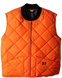 Dickies Big Tall Diamond Quilted Nylon Vest