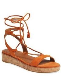 Frye Miranda Gladiator Platform Sandal