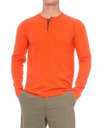 Mountain Hardwear Mhw Ac Henley Shirt Long Sleeve