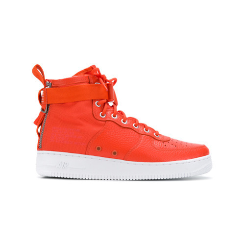 best website ad287 0d945 $90, Nike Sf Air Force 1 Mid Sneakers