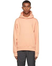 adidas Originals Pink Adicolor Trefoil Hoodie