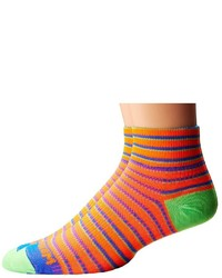 Coolmesh ii quarter stripes 3 pack quarter length socks shoes medium 1252353