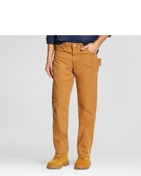 Dickies Relaxed Straight Fit Sanded Duck Canvas Carpenter Jean