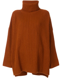 Joseph Oversized Roll Neck Sweater
