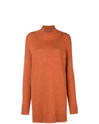 Pringle Of Scotland Turtleneck Oversized Sweater