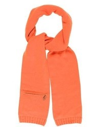 Hermes Herms Cashmere Zip Pocket Scarf