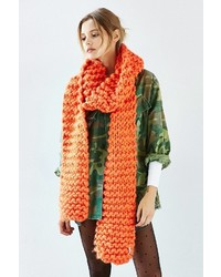Urban Outfitters Icelandic Rib Scarf