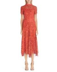 Proenza Schouler Stretch Lace Dress