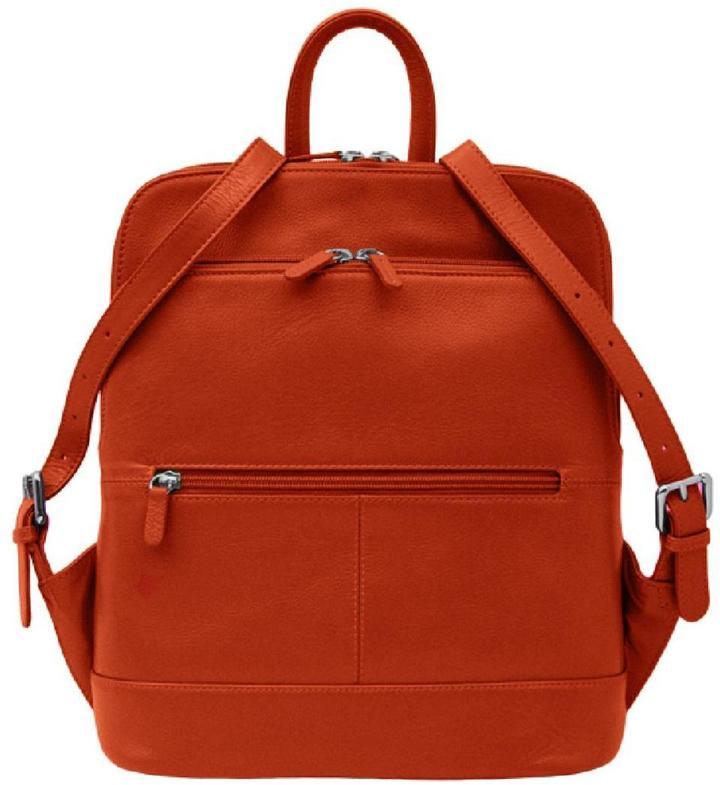 Ili Leather Backpack Handbag   Where to buy & how to wear