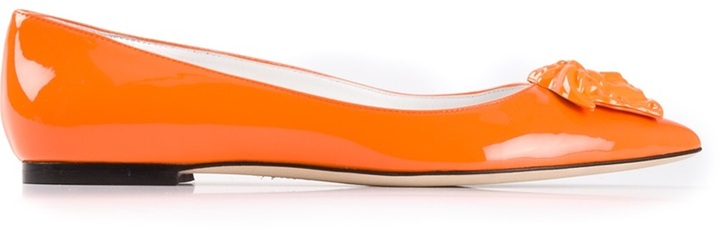 Versace Ballerina Shoes Ballerina Shoes Versace