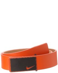 Nike Sleek Modern Plaque Belts