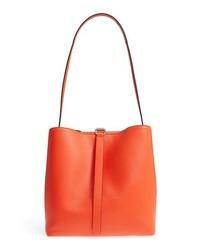 Proenza Schouler Frame Leather Shoulder Bag