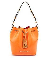 Dooney & Bourke Siena Serena Drawstring Bucket Bag