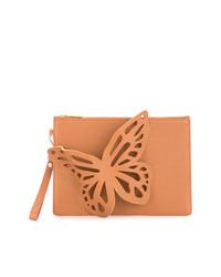 Sophia Webster Butter Pattern Clutch Bag