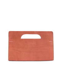 Cecchi De Rossi Cut Out Handle Clutch